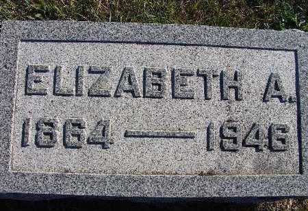 KEENEY, ELIZABETH A. - Warren County, Iowa   ELIZABETH A. KEENEY