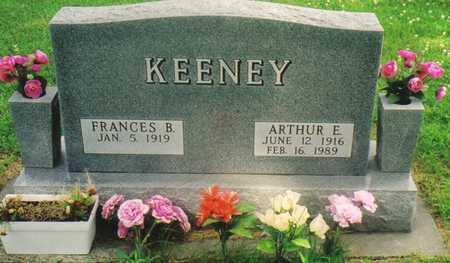 KEENEY, FRANCES B. - Warren County, Iowa | FRANCES B. KEENEY