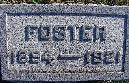 KEENEY, FOSTER - Warren County, Iowa   FOSTER KEENEY