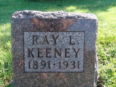 KEENEY, RAY L - Warren County, Iowa | RAY L KEENEY