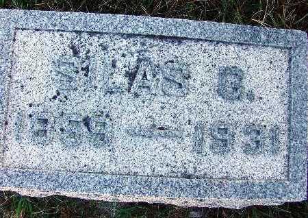 KEENEY, SILAS G. - Warren County, Iowa | SILAS G. KEENEY