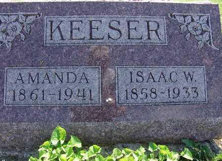 KEESER, AMANDA - Warren County, Iowa | AMANDA KEESER