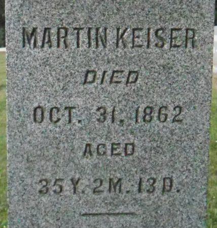 KEISER, MARTIN - Warren County, Iowa | MARTIN KEISER