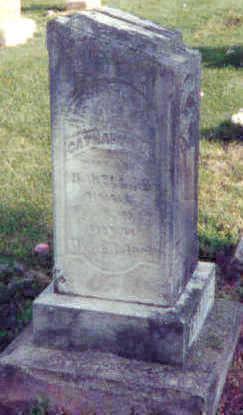 KELLAR, CATHARINE ANN - Warren County, Iowa | CATHARINE ANN KELLAR