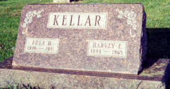 KELLAR, HARVEY - Warren County, Iowa | HARVEY KELLAR