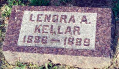 KELLAR, LENORA A. - Warren County, Iowa | LENORA A. KELLAR