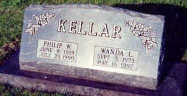 KELLAR, WANDA L. - Warren County, Iowa | WANDA L. KELLAR