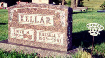 KELLAR, EDITH MYRTLE - Warren County, Iowa | EDITH MYRTLE KELLAR