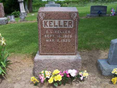 KELLER, C.L. - Warren County, Iowa | C.L. KELLER