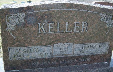 KELLER, CHARLES J. - Warren County, Iowa   CHARLES J. KELLER