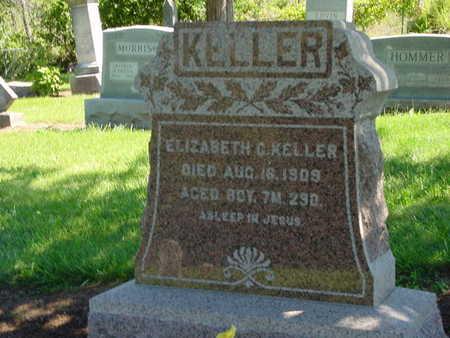 HARSH KELLER, ELIZABETH C. - Warren County, Iowa   ELIZABETH C. HARSH KELLER