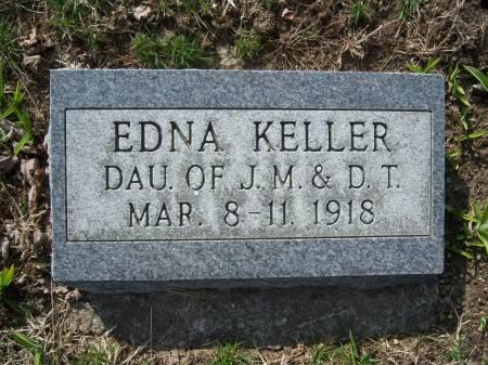 KELLER, EDNA - Warren County, Iowa   EDNA KELLER