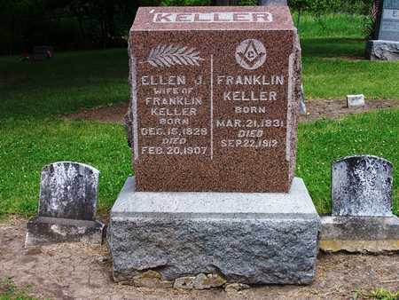 MCINTOSH KELLER, FRANKLIN AND ELLEN J. - Warren County, Iowa | FRANKLIN AND ELLEN J. MCINTOSH KELLER
