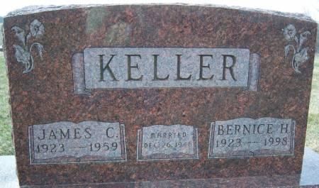 KELLER, JAMES C. - Warren County, Iowa | JAMES C. KELLER