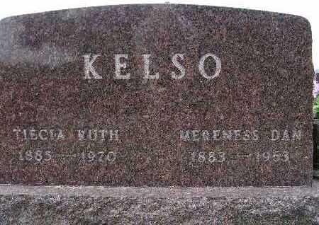 KELSO, TIECIA RUTH - Warren County, Iowa | TIECIA RUTH KELSO