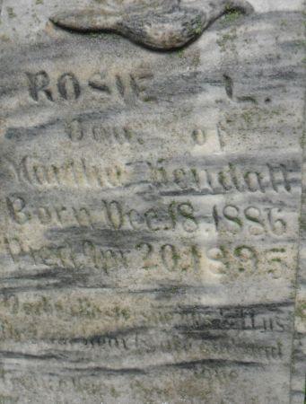 KENDALL, ROSIE L. - Warren County, Iowa | ROSIE L. KENDALL