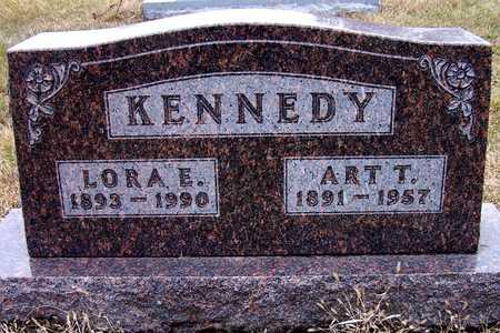 KENNEDY, ARTHUR - Warren County, Iowa | ARTHUR KENNEDY