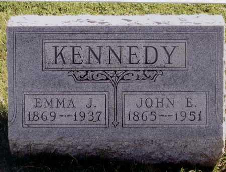 KENNEDY, JOHN - Warren County, Iowa | JOHN KENNEDY