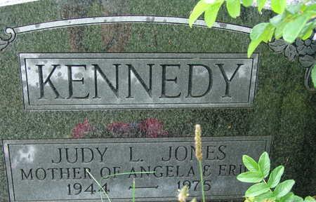 KENNEDY, JUDY L JONES - Warren County, Iowa   JUDY L JONES KENNEDY