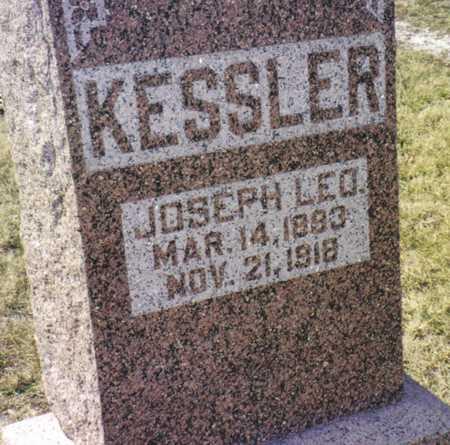 LEO KESSLER, JOSEPH - Warren County, Iowa | JOSEPH LEO KESSLER
