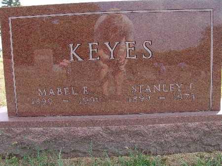 KEYES, MABEL E. - Warren County, Iowa | MABEL E. KEYES