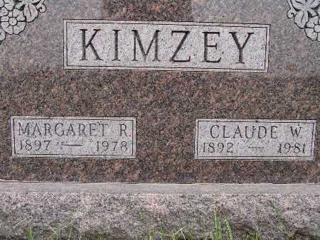 KIMZEY, MARGARET R. - Warren County, Iowa | MARGARET R. KIMZEY