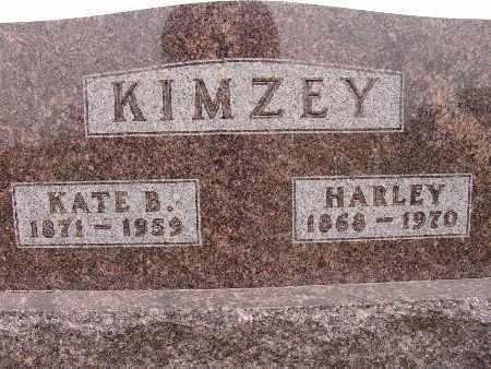 KIMZEY, HARLEY - Warren County, Iowa | HARLEY KIMZEY