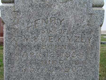 KIMZEY, HENRY - Warren County, Iowa | HENRY KIMZEY