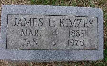 KIMZEY, JAMES L. - Warren County, Iowa | JAMES L. KIMZEY