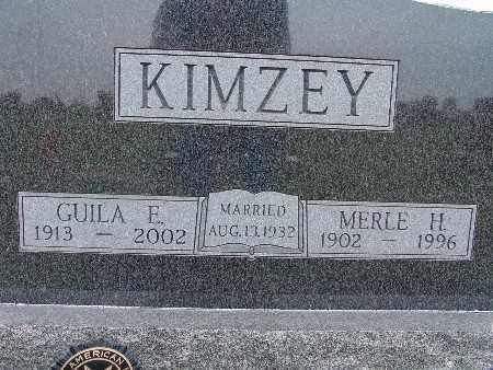 KIMZEY, GUILA E. - Warren County, Iowa | GUILA E. KIMZEY
