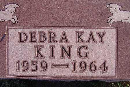 KING, DEBRA KAY - Warren County, Iowa   DEBRA KAY KING