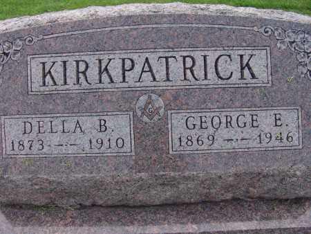KIRKPATRICK, GEORGE E. - Warren County, Iowa | GEORGE E. KIRKPATRICK
