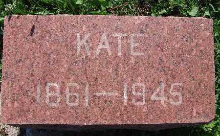 KIRKPATRICK, KATE - Warren County, Iowa | KATE KIRKPATRICK