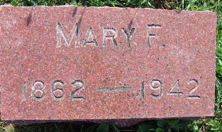 KIRKPATRICK, MARY F. - Warren County, Iowa | MARY F. KIRKPATRICK