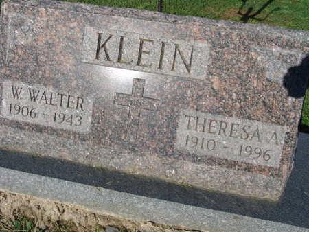 KLEIN, W.  WALTER - Warren County, Iowa | W.  WALTER KLEIN
