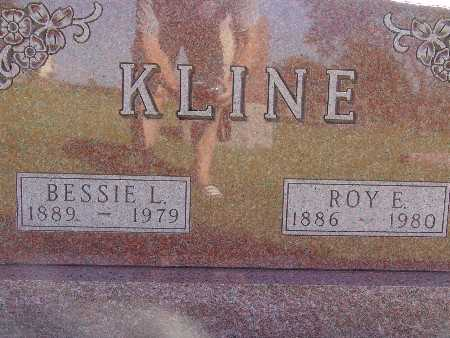 KLINE, ROY E - Warren County, Iowa | ROY E KLINE