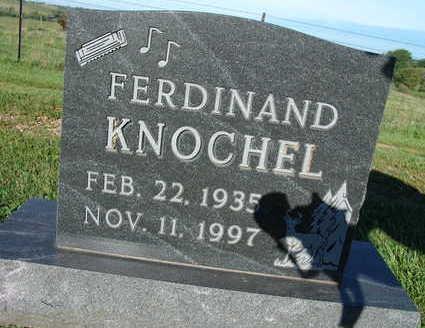 KNOCHEL, FERDINAND - Warren County, Iowa | FERDINAND KNOCHEL