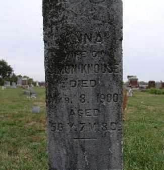 KNOUSE, ANNA - Warren County, Iowa | ANNA KNOUSE