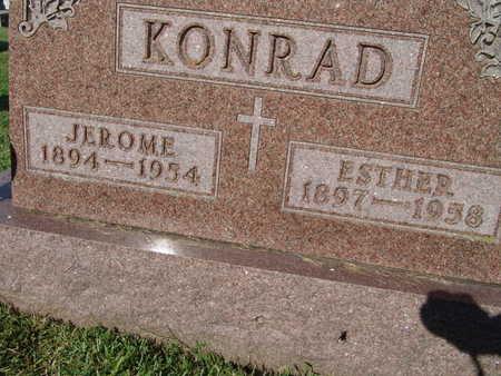 KONRAD, JEROME - Warren County, Iowa | JEROME KONRAD