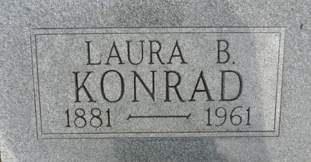 KONRAD, LAURA B. - Warren County, Iowa | LAURA B. KONRAD