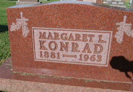 KONRAD, MARGARET L. - Warren County, Iowa | MARGARET L. KONRAD