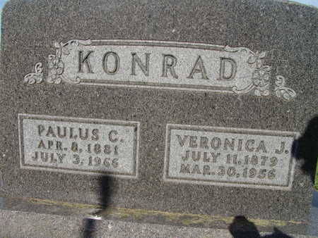 KONRAD, VERONICA J. - Warren County, Iowa | VERONICA J. KONRAD