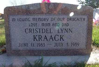 KRAACK, CRISTDEL LYNN - Warren County, Iowa | CRISTDEL LYNN KRAACK