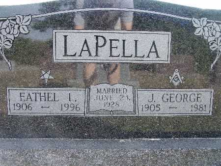 LAPELLA, EATHEL L. - Warren County, Iowa   EATHEL L. LAPELLA
