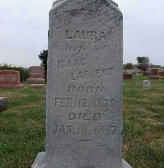 LARGENT, LAURA - Warren County, Iowa | LAURA LARGENT