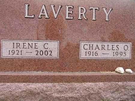 LAVERTY, IRENE C. - Warren County, Iowa   IRENE C. LAVERTY