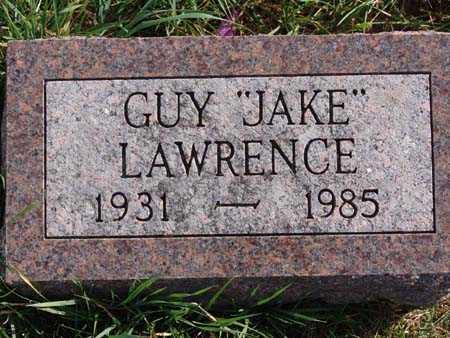 LAWRENCE, GUY