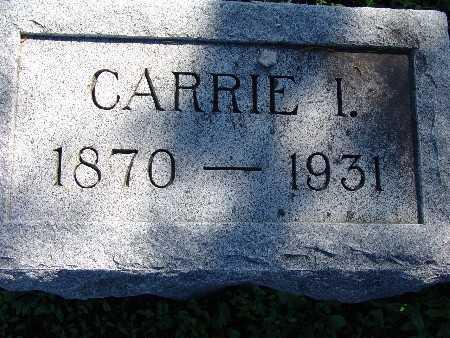 LAWYER, CARRIE I - Warren County, Iowa | CARRIE I LAWYER