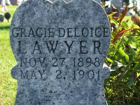 LAWYER, GRACIE DELOICE - Warren County, Iowa   GRACIE DELOICE LAWYER