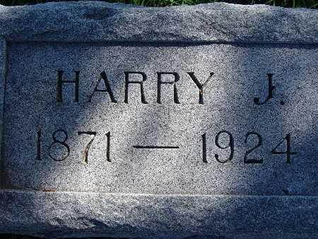 LAWYER, HARRY J - Warren County, Iowa   HARRY J LAWYER
